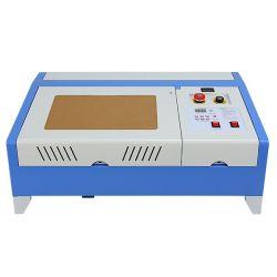 Mini 3020 engraver лазера резинового штампа машины для принятия решений для малого бизнеса