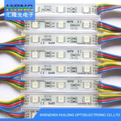 Waterdichte RGB Module SMD5050 de Van uitstekende kwaliteit van Ce/RoHS SMD5050 voor de Decoratieve Garantie van Lichten 3years