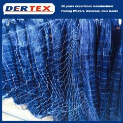 Moulage de haute qualité petit maillage filet de pêche monofilament de nylon