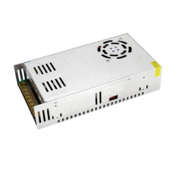 開いたフレーム5V 40A LEDの電源