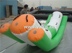2014 New Sports nautiques gonflable eau chancellent Teeter