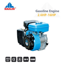 محرك بنزين أوهف رباعي الأسطوانات أحادي الأسطوانة Hl90 سعة 2.6 لتر ومبرد بالهواء