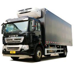Sinotruck HOWO 4X2 8t utilisé congélateur camion frigorifique Thermo King voiture camion de réfrigération des aliments