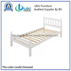 Chambre à coucher Mobilier moderne de l'enregistrement de l'espace lit en bois solides Cheap lit en bois lit au design unique pour les enfants