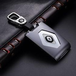 Smart-Mfr Novo Projeto Chave de metal tampa do gabinete para a Renault Smart chave do carro a Shell