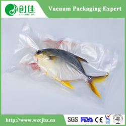 Fish Food Plastic Packaging Vacuümzak