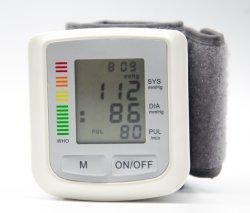 LCD de Monitor van de Bloeddruk van de Pols van de Digitale Vertoning