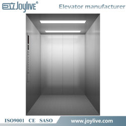 고속 엘리베이터를 갖춘 차고 운반 엘리베이터 카고 리프트