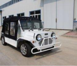 Auto elettrica EV Moko per il golf, auto per le vacanze estive, auto da viaggio