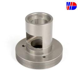 Pièces de précision CNC la bride de flexible hydraulique de raccord en plastique
