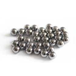 de Ballen van het Staal van de Delen van de Fiets van de Bal AISI1010-AISI1015 van het Koolstofstaal van 6.1mm Met Koolstofstaal Materiële 0.240g
