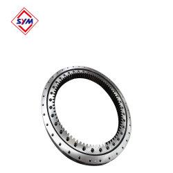 Mecanismo de rotación de la grúa torre con motor reductor de anillo de rotación