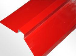 مواد التسقيف ألواح السقف المطلية بالألوان المعدنية