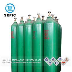 Бесшовных стальных промышленных водород высокой чистоты цилиндра