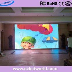 P1.56 P1.66 P1.92 P2.5 HDの広告のためにダイカストで形造る400X300mmの屋内使用料LEDスクリーンのパネル・ボードの表示