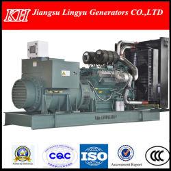 Nantong Generador Diesel 600kw arranque eléctrico