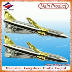 Clip Di Fissaggio Con Doppia Placcatura In Metallo Mini Airplane