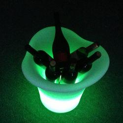 LED aceso a caçamba feita pelo PE em plástico e trabalhar com Li-Battery para venda