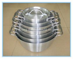 Carter aluminium Die-Hydraulic Appuyez sur le moule
