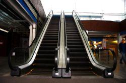 35 grau Vvvf Caixa de escada rolante do passageiro