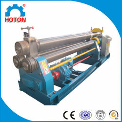ماكينة رول بثلاثية البكرات (W11-6X2500 W11-25X2000 W11-30X3000)
