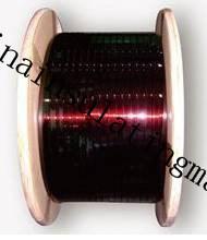 180 도에 의하여 에나멜을 입히는 알루미늄 편평한 철사 종류 H
