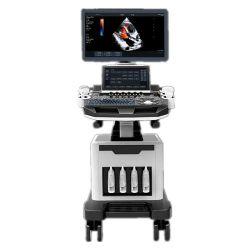 Chariot de l'échographie Doppler couleur 4D Système de diagnostic Yj-U70T