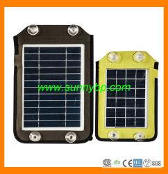 حزمة محمولة تعمل بالطاقة الشمسية لشاحن iPhone