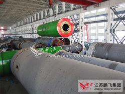 4.2X13m 젖고 & 건조한 클링커 시멘트 석회석 광업 광재 가는 공 선반