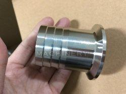 カスタマイズされた真鍮の銅の糸の管付属品のホースのトゲのガスのカプラー