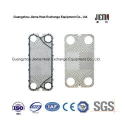 Intercambiador de calor plancha para Funke (PM19, PM20, PM31, PM40, PM50).