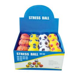 PU comprimer la bille de stress pour l'exercice