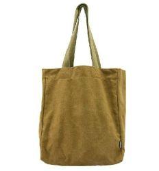 Eco-Friendly Lona de Algodão Sacola de Compras Sacos de tecido de algodão da moda