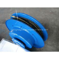 Carrete de manguera automático para aceite hidráulico