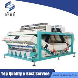 China-Fertigung-Erbsen-Korn-Hirse-Startwert- für Zufallsgeneratoraufbereitende Maschinen-Korn-Farben-Sorter