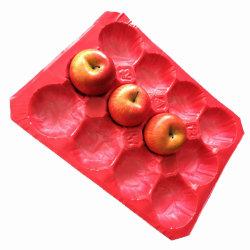 Blaar die pp en Voering van het Dienblad van het Fruit van het Huisdier de Materiële Beschikbare Plastic verpakken