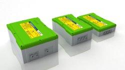 18650 セルリチウムバッテリ( IP65 防水仕様)、屋外用 ソーラーストリートライティング