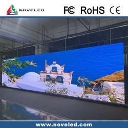P2.97/P3.91 /P4.81 옥외 풀 컬러 발광 다이오드 표시 500mmx 500mm는을%s 가진 던지기 Alumium 내각 Pantalla LED 외부 파라 Eventos를 정지한다