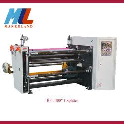 光学フィルム、保護フィルム、リリースフィルム、泡、ペーパー、銅ホイル、アルミホイル、等しいストリップの巻き戻すことのためのRF1300ytディバイダー