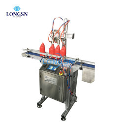 제조업체 병 공기 누출 테스터 플라스틱 빈 병 누출 테스트 기계