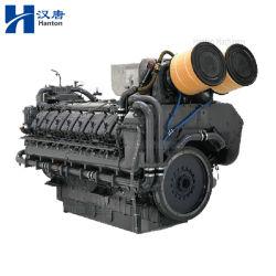 De Mariene Motor TBD620-V16 van Deutz MWM voor HoofdAandrijving
