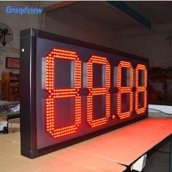 Cartello LED LED per interruzione benzina/olio da 18 pollici per esterni Pannello