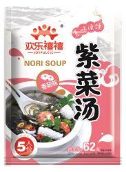 62 غ حساء النكهات المحضوب بالحشائش البحرية حساء نوري كيم مع HACCP
