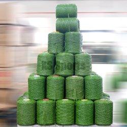 Fornitore sintetico della fibra del filato dell'erba in Cina