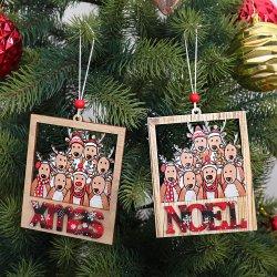 새로운 디자인 즐거운 성탄 당 거는 나무