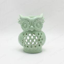 Quemador de Aceite Esencial de cerámica Vela de cera de Aromaterapia Aroma difusor más cálido de quemadores calentadores de Vela