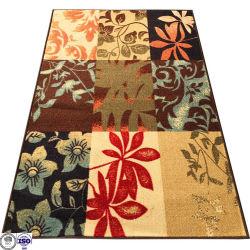 La máquina de bucle de tejido textura alfombra con 100% Nylon Pila de larga duración de la calidad con colores vivos que no se desvanecerá