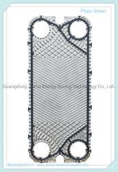 Placas Exchagner calor personalizado em sistemas de armazenamento térmico