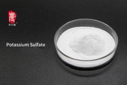 Preço competitivo Alta Pureza de sulfato de potássio adubo com Certificado pela TUV 0-0-52+18.5s
