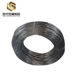 Polido Carbono Aço Mola da Bobina de fios